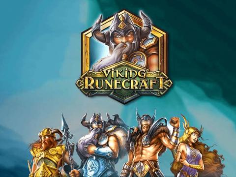 Viking Runecraft free spins